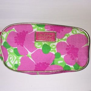 Lilly Pulitzer cosmetic bag NEW